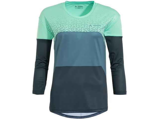 VAUDE Moab V LS T-Shirt Women, opal mint